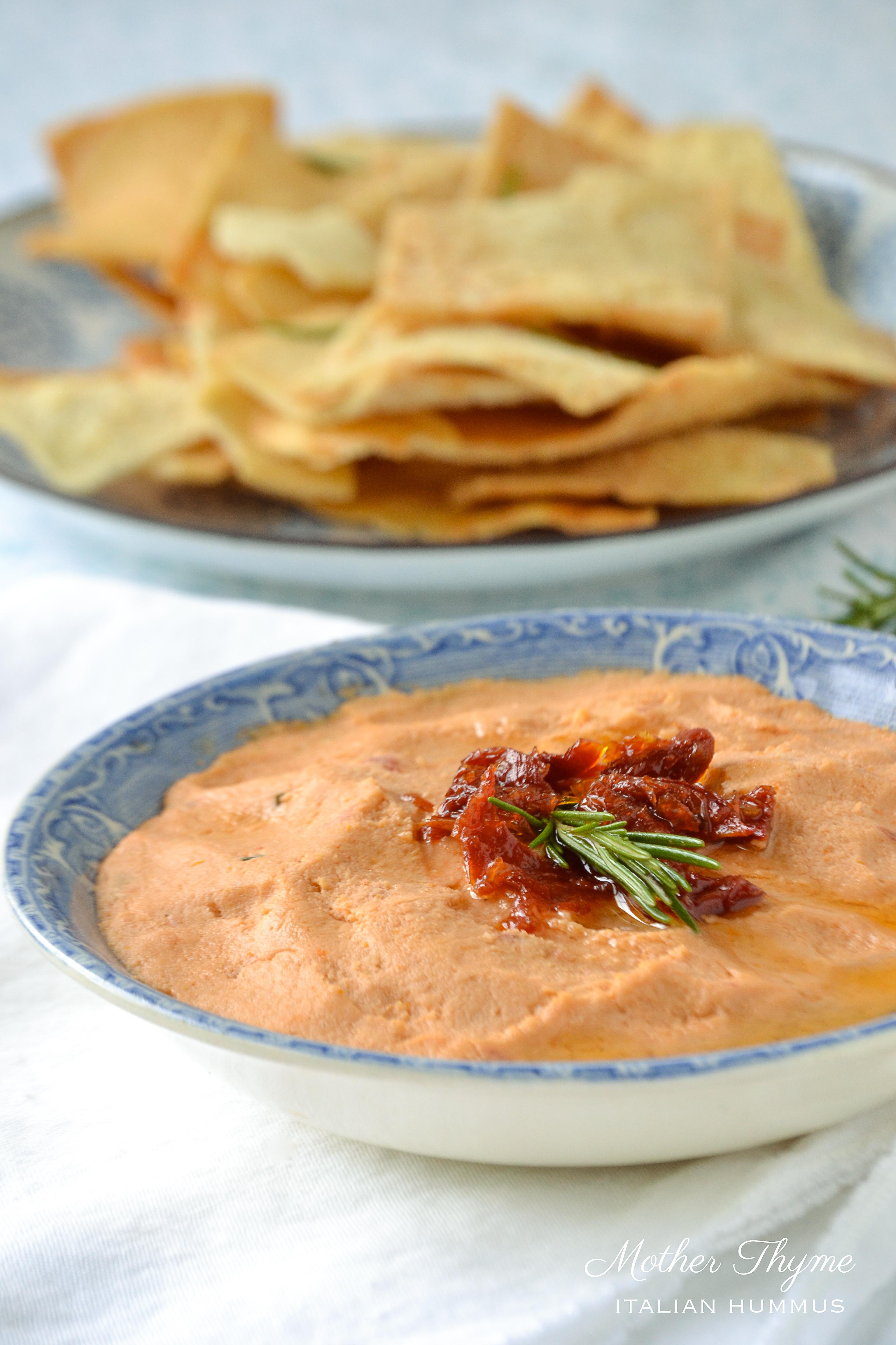Italian Hummus