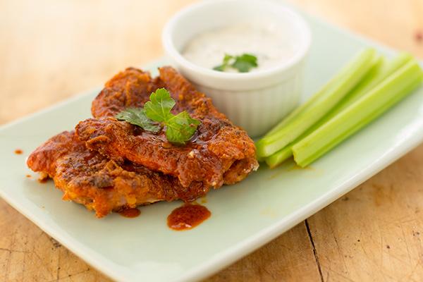 Heart Healthier Buffalo Chicken