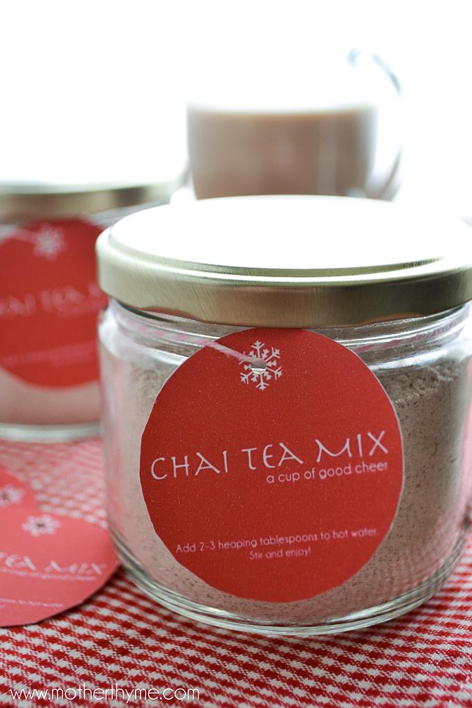 Chai Tea Mix | Mother Thyme