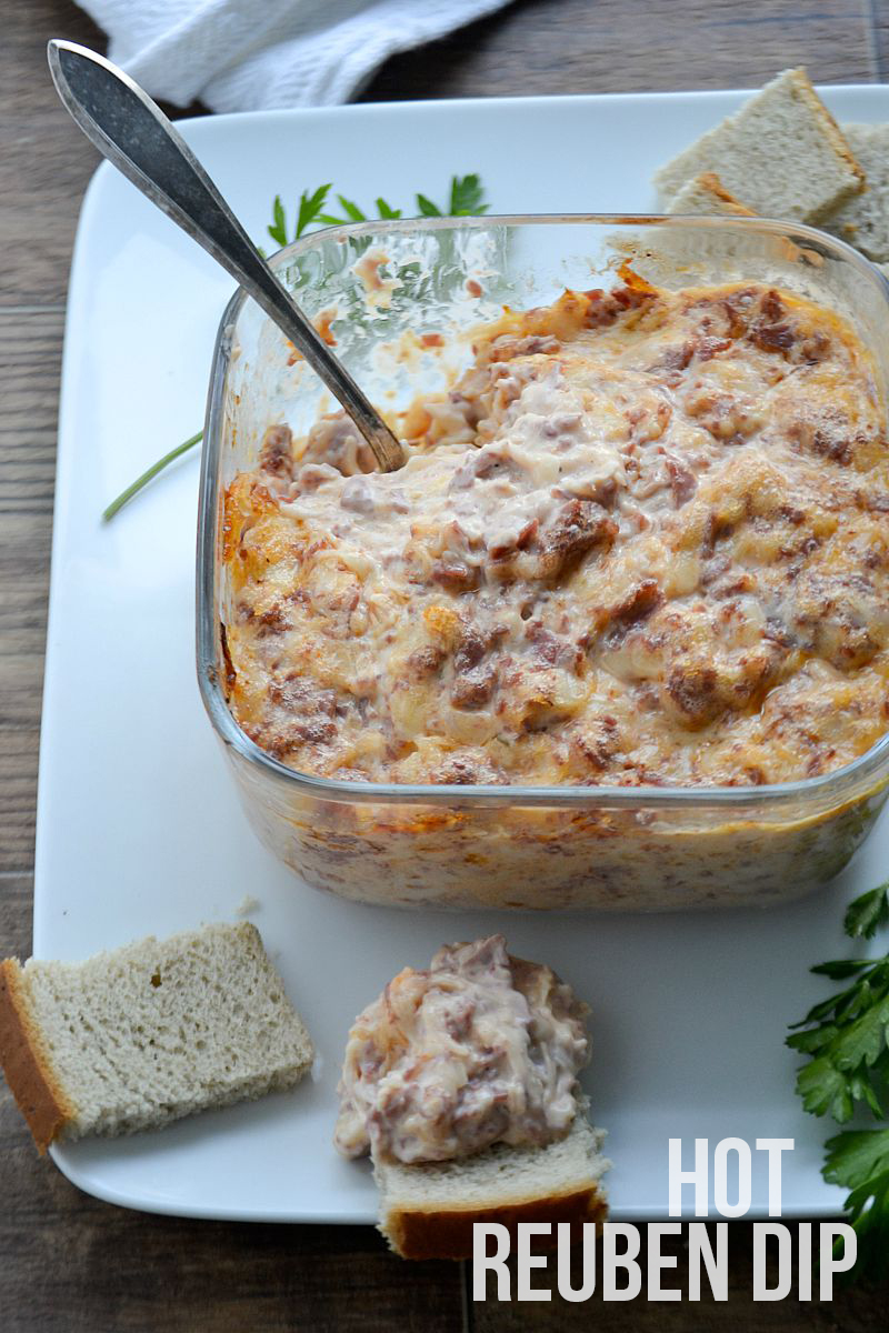 Reuben Dip Recipe — Dishmaps