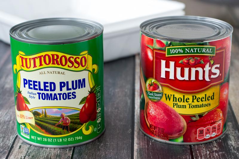 Pomodoro Sauce | www.motherthyme.com