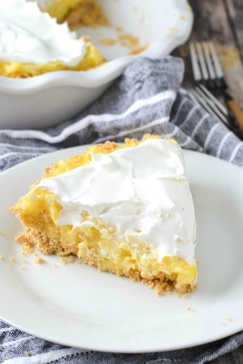 Pineapple-Coconut Cream Pie recommendations
