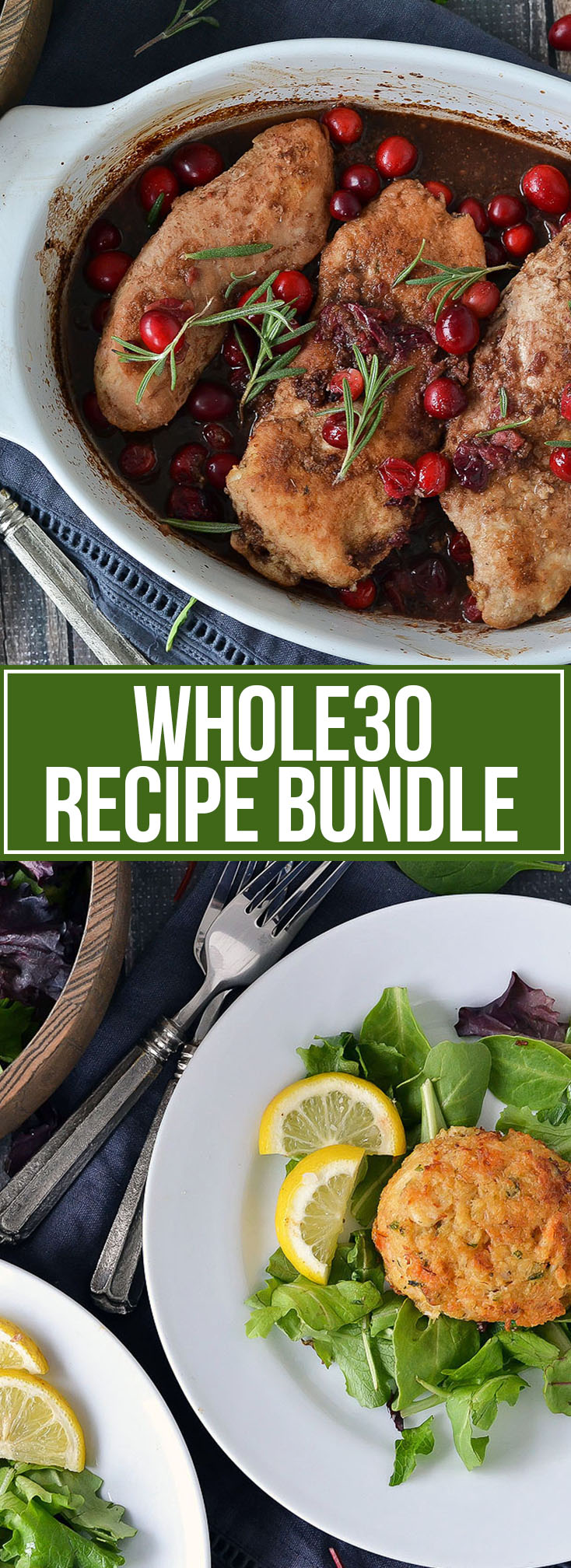 whole30 recipe bundle